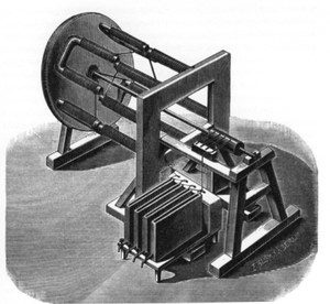 The Jacobi Motor Was Capable Of Lifting Weights Around Eleven Pounds At A Sd One Foot Per Second Roughly Fif Watts Mechanical